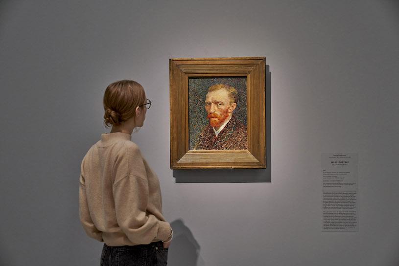 Van Gogh im Städel Museum