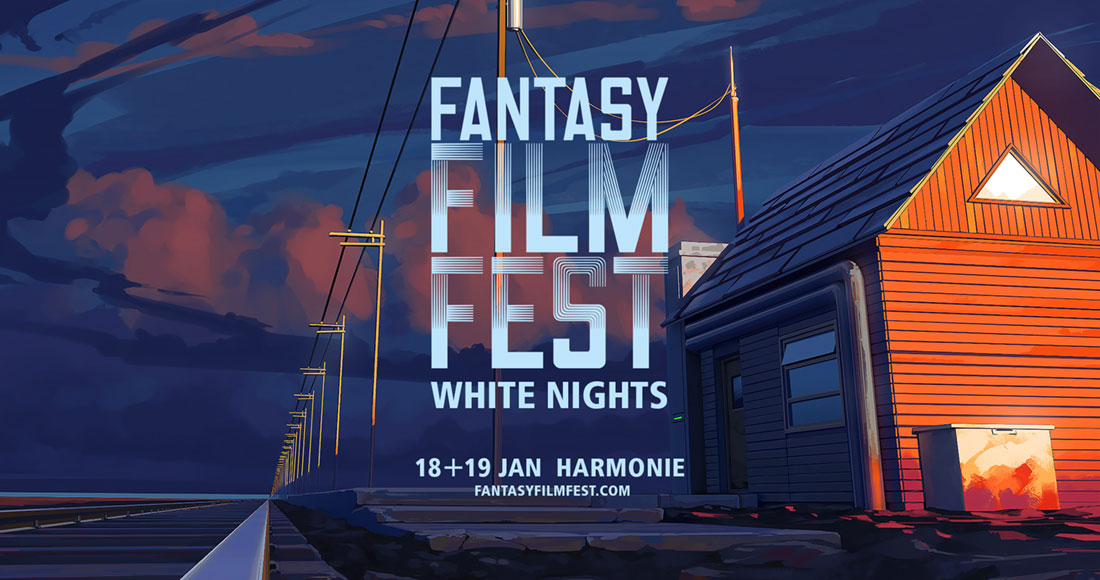 Fantasy Filmfest Frankfurt White Nights 2020 in der Harmonie