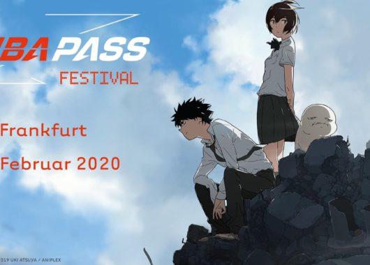 Akiba Pass Festival in Frankfurt