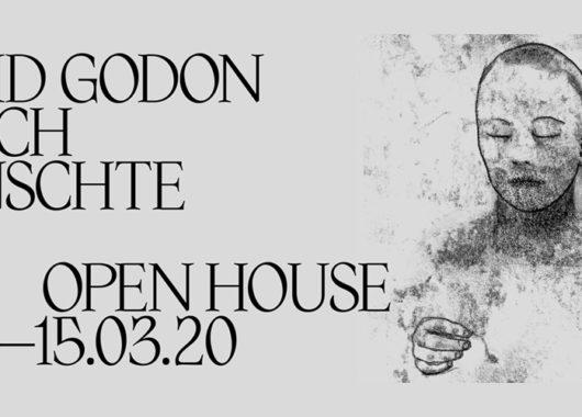 Ingrid Godon. Ich wünschte – Open House