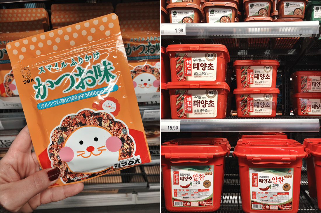 Y-Mart Frankfurt: Fine Asian Goods